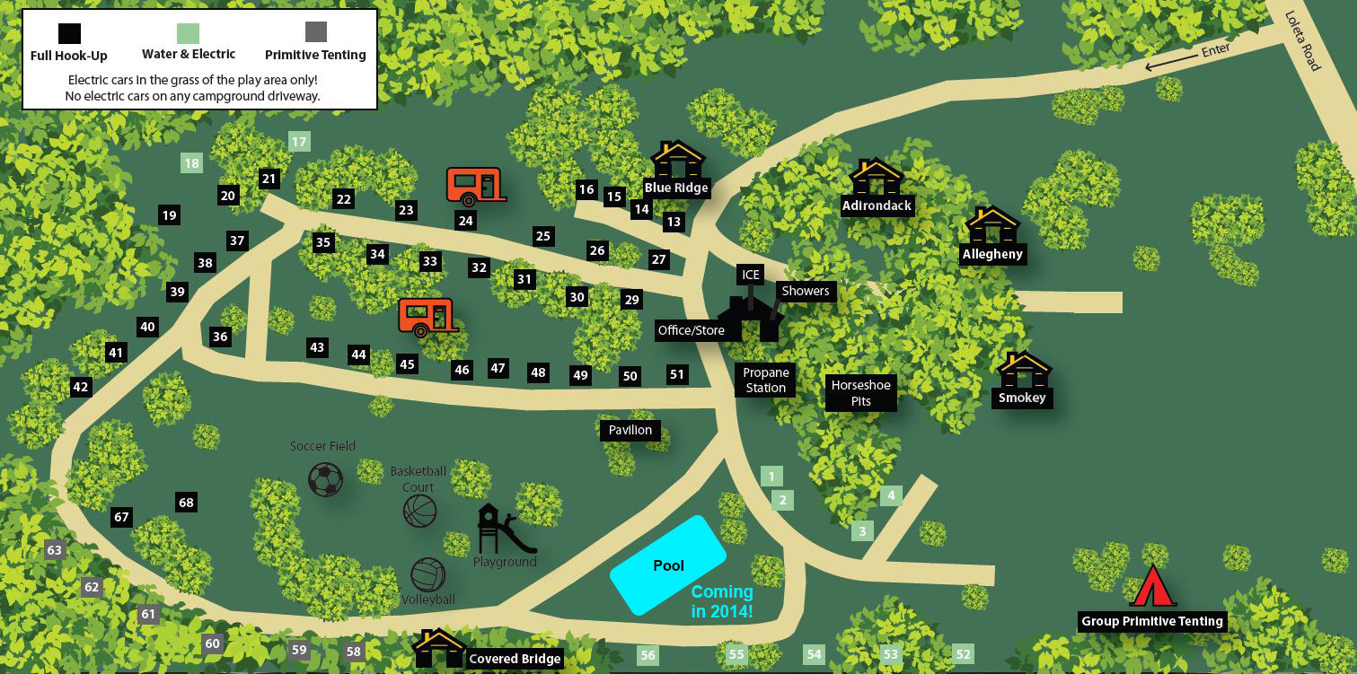 Maps Directions Forest Ridge